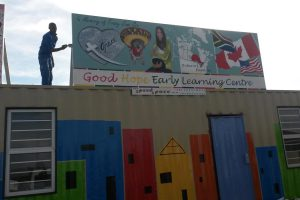 Michessie Probono Good Hope Early Learning Centre