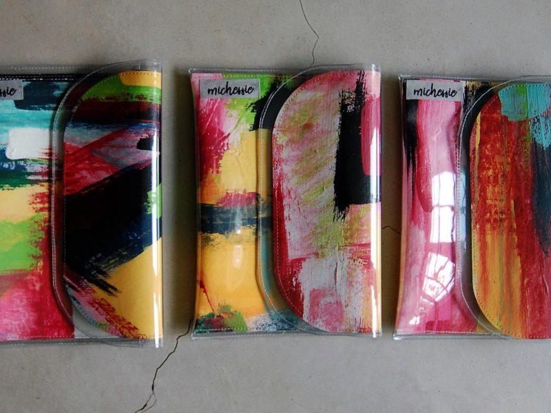 #art on bags